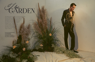 THE GARDENER x Latest Mag